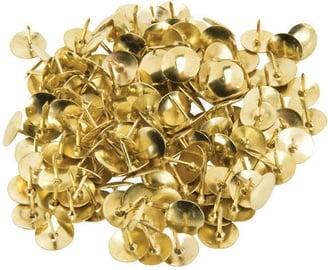 Forpus Drawing Pins Gold 100PCS