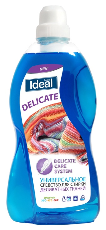 Bioton Family Ideal Universal Detergent 1000ml Delicate