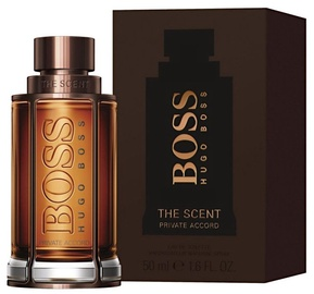 Духи Hugo Boss The Scent Private Accord For Him 50ml EDT