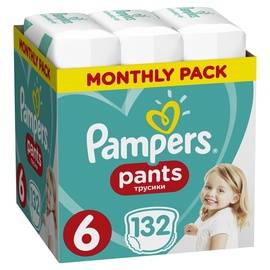 Pampers Pants S6 132