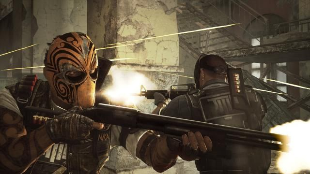 PS3 Army of Two: The Devil's Cartel