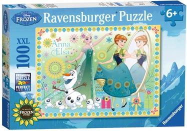 Ravensburger XXL Puzzle Disney Frozen Fever 100pcs 10584