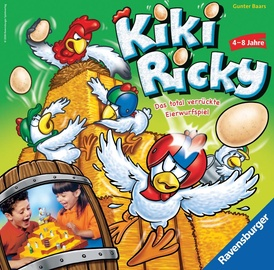 Galda spēle Ravensburger Kiki Ricky R21044