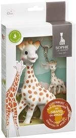 Zobu riņķis Vulli Sophie La Girafe Gift Box 516514, 2 gab.