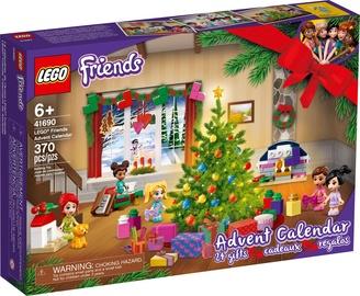 Konstruktors LEGO® Friends Adventes kalendārs 41690, 370 gab.