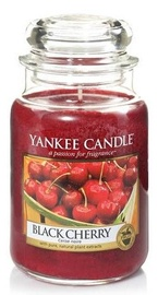 Yankee Candle Classic Large Jar Black Cherry 623g
