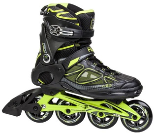 Skrituļslidas Fila Primo Air Flow Black/Lime, 42