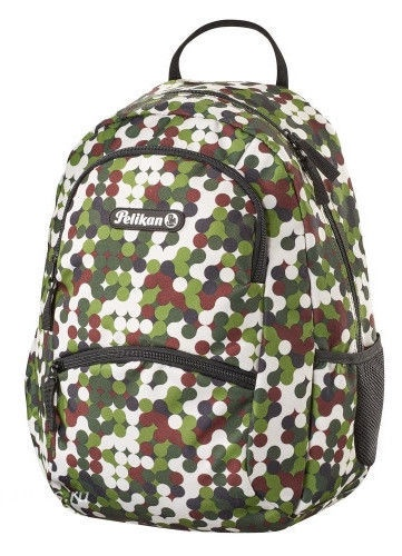 Herlitz Backpack Pelikan Skater Safari