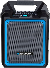 Bezvadu skaļrunis Blaupunkt MB06, zila/melna, 500 W
