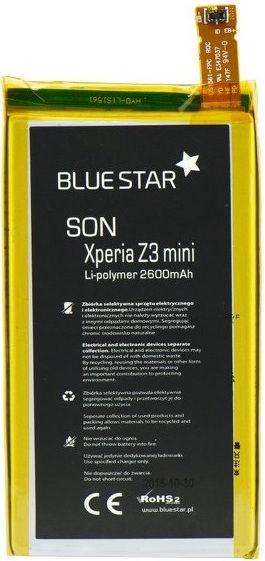 BlueStar Battery For Sony Xperia D5803/D5833 Xperia Z3 Mini Li-Polymer 2600mAh Analog