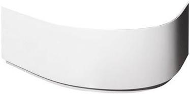 Paa Tre Grande Bath Panel Front Right White