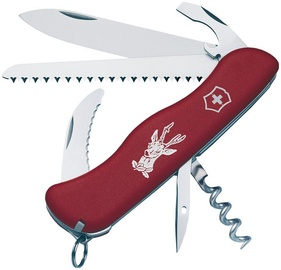 Victorinox Hunter 0.8873 Knife Red