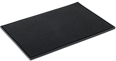 Stalgast Bar Mat 45 x 30 cm Black