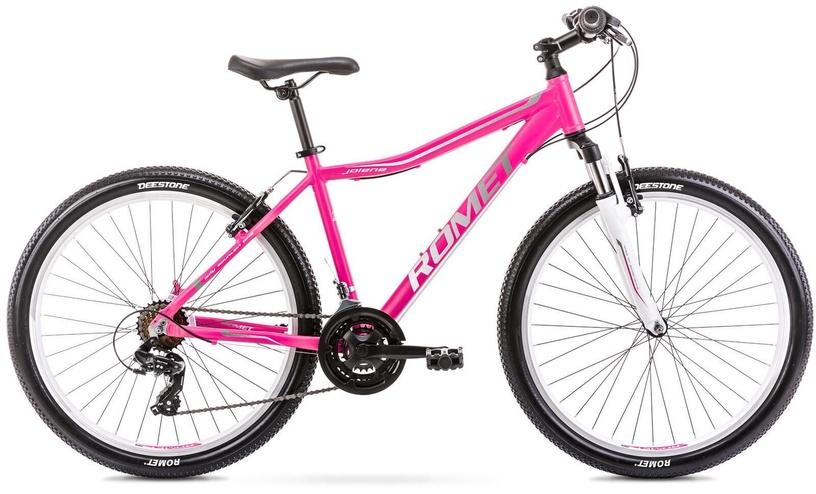 "Velosipēds Romet Jolene 6.0 Pink/Grey, 15"", 26"""