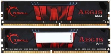 Operatīvā atmiņa (RAM) G.SKILL Aegis F4-2400C15D-32GIS DDR4 32 GB CL15 2400 MHz