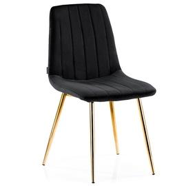 Homede Sarva Chairs 4pcs Black
