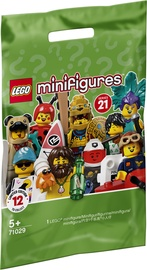 Constructor LEGO Minifigures Series 21 71029