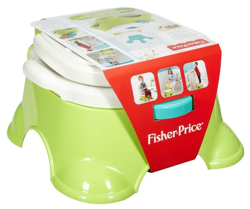 Fisher Price Royal Stepstool Potty DLT00