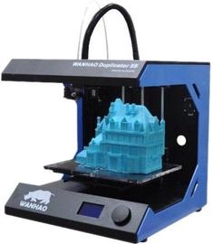 3D printeris Wanhao Duplicator 5S Mini, 46 cm x 48 cm x 53 cm, 21 kg