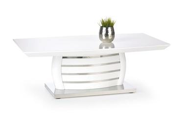 Kafijas galdiņš Halmar Alison White, 1200x700x420 mm