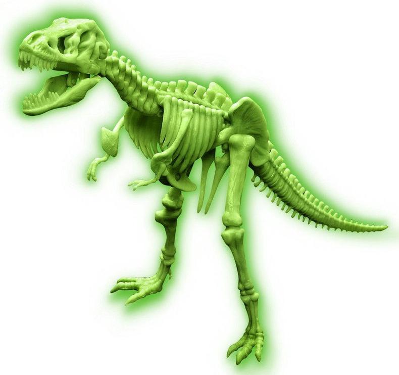Intelektuāla rotaļlieta 4M Tyrannosaurus Rex Dinosaur DNA 7002