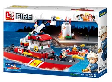 Sluban Fire Boat 429pcs M38-B0630