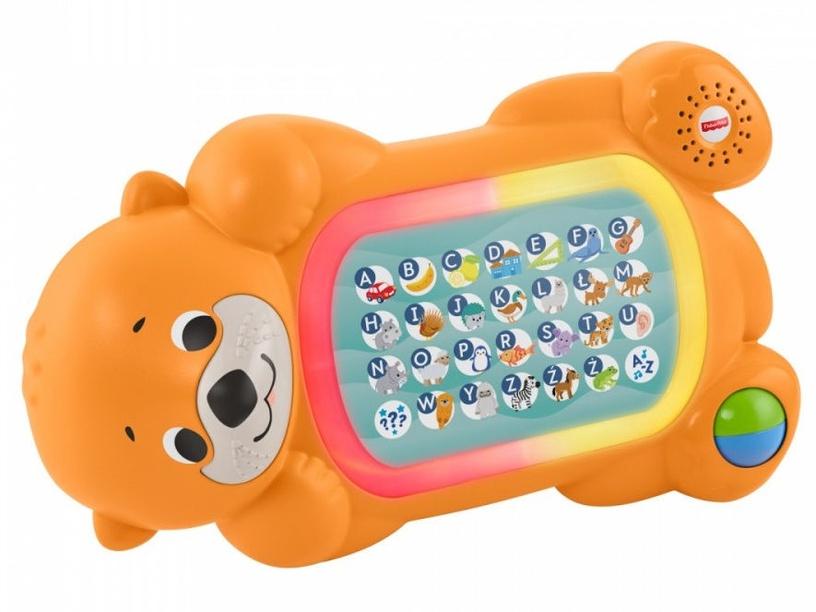 Interaktīva rotaļlieta Fisher Price Linkimals A To Z Otter GKC32, EN