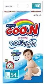 Goo.N Unisex Diapers L 54