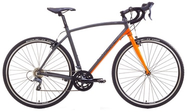 "Romet Mistral 19"" 28"" Grey Orange 17"