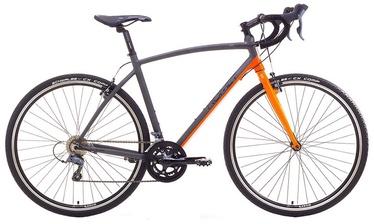 "Velosipēds Romet Mistral 19"" 28"" Grey Orange 17"