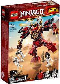Konstruktors LEGO Ninjago The Samurai Mech 70665