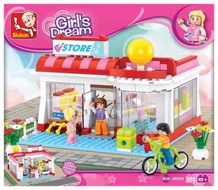 Sluban Girls Dream Supermarket 289pcs M38-B0529