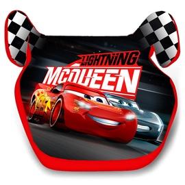 Mašīnas sēdeklis Disney Cars, 15-36 kg, melna/sarkana/daudzkrāsains, 15 - 36 kg