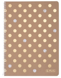 Herlitz Spiral Pad A4 Pure Glam 50021741