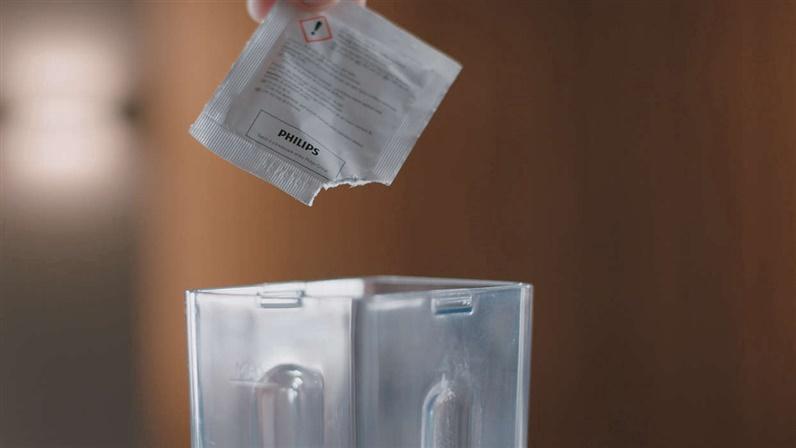 Piena sist tīrīšanas līdzeklis Philips CA6705/10