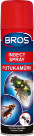 Bros Spray Against Flying/Crawling Insects 400ml