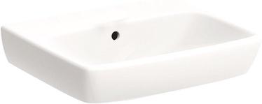 Geberit Selnova Square Basin 550x440mm White