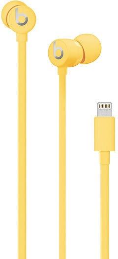 Наушники Beats urBeats3 in-ear, желтый