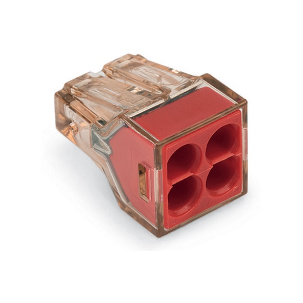 Wago Connector 4x1.5-4mm2 32A/400V 5pcs