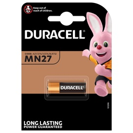 BATERIJA DURACELL SECURITY MN27 1 GAB