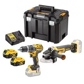 Akumulatora skrūvgriezējs - urbis Dewalt DCK2080P2T