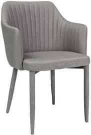 Ēdamistabas krēsls Signal Meble Welton Gray, 1 gab.