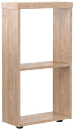 Skyland Alto Shelving Unit ABS 83 Devon Oak