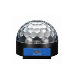 Gaismas diožu disko bumba KALEIDOSCOPE LED QL-194L, 9W, RGB