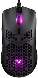 Spēļu pele Modecom Volcano Shinobi Black, vadu, optiskā