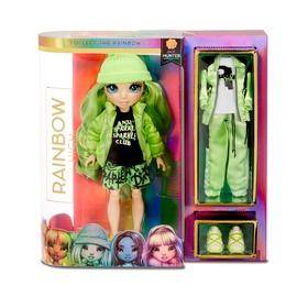 Кукла MGA Rainbow High Fashion Jade Hunter