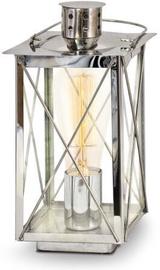 Eglo Vintage 49279 Table Lamp 60W E27 Chrome