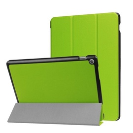 TakeMe Eco-leather Book Case With Stand For Tablet PC Lenovo Tab 7 Essential Green