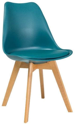 Ēdamistabas krēsls Signal Meble Kris Beech Sea, 1 gab.