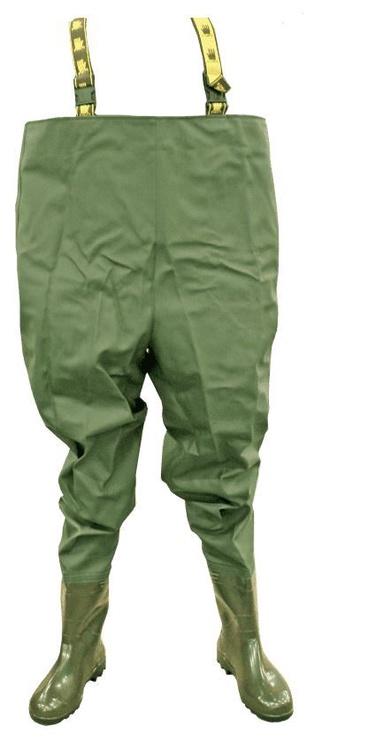 Gumijas zābaki Paliutis Bib-Trousers With PVC Boots 42